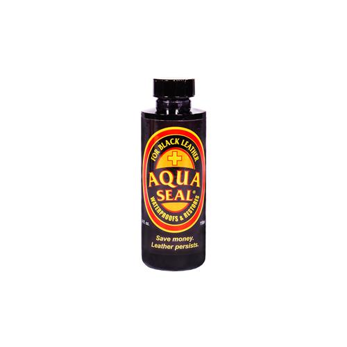 AQUASEAL For Black Leather - 4oz.