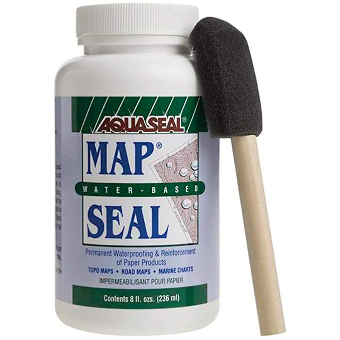 Aquaseal Map Seal - 8oz.
